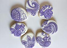 Sugar Bea's Blog: Henna Easter Eggs