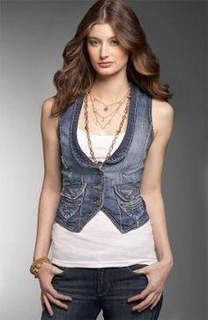 Tendencias en chalecos 2012: ¡modelos, combinaciones y cómo llevarlos!   Web de la Moda