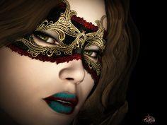 Mask Woman