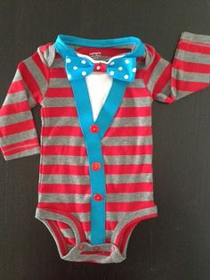 Baby Boy Onesie, love it!