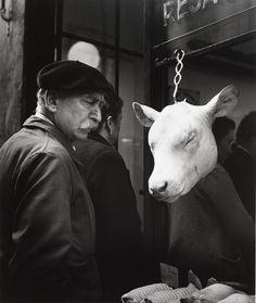 Robert Doisneau - The Innocent, 1949
