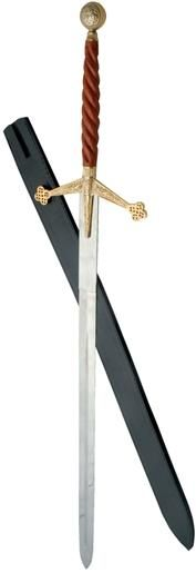 # RCSZ901042GDTS Fancy Royal Claymore Sword