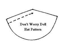 Mini Waldorf Bunting Doll Pattern - The Silver Penny