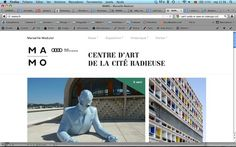 MAMO — Centre d'Art de la Cité Radieuse