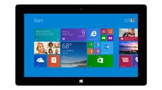 #giftsformyhusband Surface 2--the 64GB version with unlimited Skype minutes!