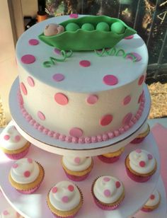 Baby Shower - The Well Dressed Cake(610) 376-CAKE