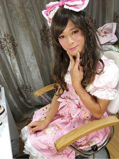 {7C6FA14E-B494-46E6-AA68-64368CE3443A} Kawaii Fashion, Lolita Fashion, Brolita, Womanless Beauty Pageant, Angelic Pretty, Boys Wear, Lolita Dress, Playing Dress Up, Crossdressers