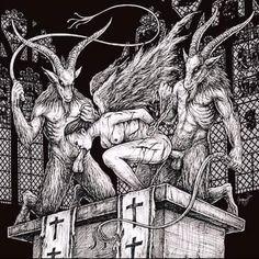 Hail (666) Satan