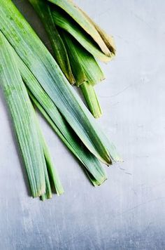 In Season - January. Leeks are a member of the onion family. The leek is a versatile spring vegetable that makes a great addition to the base of soups and stews. Its mild flavour also partners well with butter and cream in sauces, and gratins.