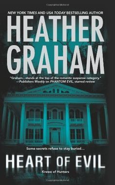 Heart of Evil (Krewe of Hunters, Book 2) by Heather Graham  I love her Krewe books!