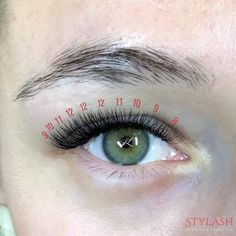 L curl Volume lashes for lifting straight natural lashes up. Follow me on Instagram: stylashka #naturallashes #biglashes