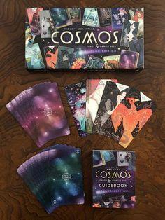 Cosmos, Tarot Card Decks, Tarot Cards, Best Tarot Decks, Wicca, Oracle Tarot, Oracle Deck, Material Didático, Tarot Astrology