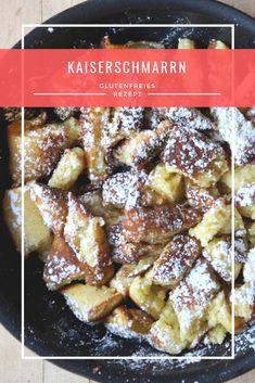 Rezept für glutenreien Kaiserschmarrn - New Site Gluten Free Donuts, Gluten Free Snacks, Lacto Vegetarian Diet, Paleo Meal Plan, Foods High In Iron, Paleo Breakfast, Base Foods, Cravings, Vegetarian