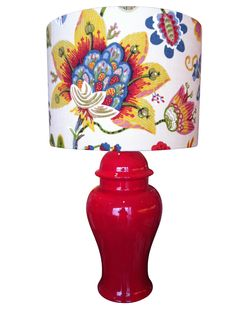 Georgia Lamp - available from www.steal-the-limelight.com.au