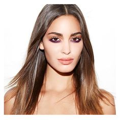 Have a gorgeous night out look by simply doing a nude lid and adding a purple liner and eyeshadow underneath. Get this amazing look effortlessly. #beauty #makeup #easymakeup #lookoftheday