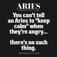 Zodiac Aries Facts | TheZodiacCity.com