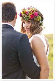 love floral crowns