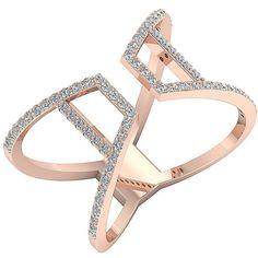 476a981c9ef SI1 G 0.50 Ct Genuine Diamond Wedding Ring Band 14Kt Gold Prong Set  Appraisal