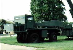Atomic Cannon At Aberdeen Proving Grounds Maryland USA