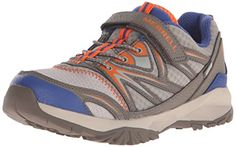 Merrell Capra Bolt Low A/C WTRPF Hiking Shoe (Toddler/Little Kid/Big Kid) ** Read more at the image link.