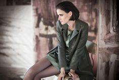 Mira Zwillinger Bespoke Leather wear