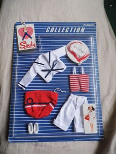 Unopened Collection Sindy Sailor Summer Suit Ref 44134   35+3
