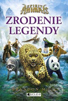 Martinus.sk > Knihy: Spirit Animals: Zrodenie legendy (Brandon Mull)