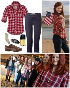 astonaut Amy Pond cosplay | You've got your classic, all-american, Impossible Astronaut costume as ...
