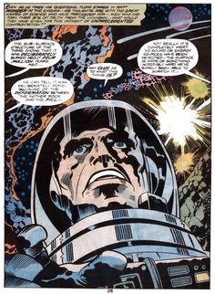 2001 Jack Kirby comic version
