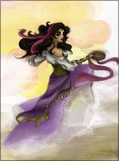 Day 3: Favorite Heroine- Esmeralda