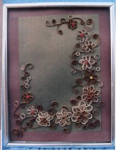 August Look - Quilled Creations Quilling Gallery