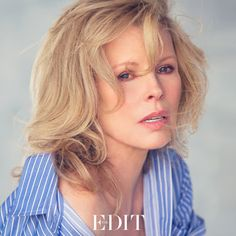The glam team behind #KimBasinger's #THEEDIT cover shoot on how to do…