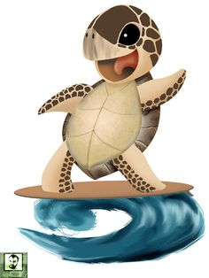 Your big tortoise is a source of pleasure to you. You bought the turtle so you can have more fun with family members and friends. Turtle Rock, Sea Turtle Art, Turtle Time, Baby Sea Turtles, Cute Turtles, Sea Turtle Decor, Turtle Baby, Turtle Images, Tortoise Turtle
