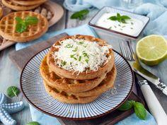 Waffles, Pancakes, Perfect Breakfast, Light Recipes, Main Meals, Cake Recipes, Sandwiches, Paleo, Healthy Recipes