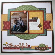 27 Best Picture of 8x8 Scrapbook Pages Simple . 8x8 Scrapbook Pages Simple Thankful For You Simple Stories Pumpkin Spice Collection
