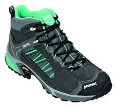 Meindl womens Trekking turquoiseanthracite Lady Mid GTX size 90 EU     Continue to the product at the image link. Women s Outdoor Shoes ca0b2977f9