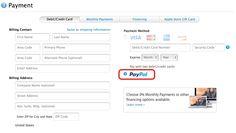 Apple accepta plati prin PayPal in Apple Store