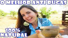 MAGNIFICO ANTIRRUGAS! CREME DE BABOSA 100% NATURAL- PELE PERFEITA - Fran...