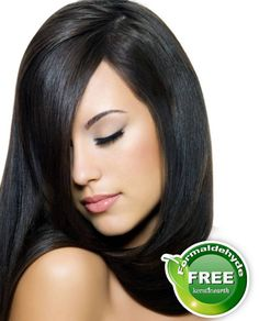 Keratin at home treatment - keratin instantly smooths and straightens frizzy hair  with no Formaldehyde!  Easy to use and less costly than going to a salon--Fantastic