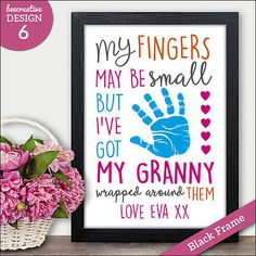 #Personalised mothers day #gifts for granny #grandma gran - presents #gifts cards,  View more on the LINK: http://www.zeppy.io/product/gb/2/272145694769/