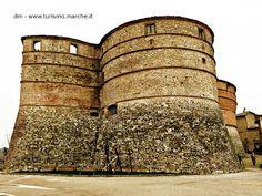 Sassocorvaro (PU): Rocca Ubaldinesca, Marche - Italy