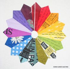 Color theory, Carolyn McKeating DIY Projects intro to collage