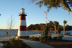 Mount Dora.... Lake and Lighthouse Charming Small Town!