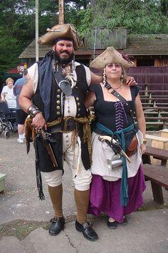 Realistic Pirates