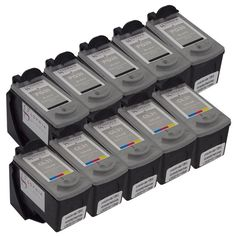 Refurbished Sophia Global Remanufactured Ink Cartridge Replacement for Canon PG-30 and CL-31 with Ink Level Display