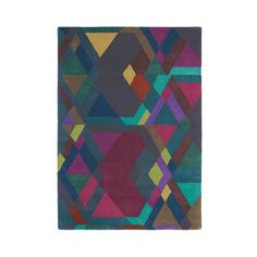 Discover the Ted Baker Mosaic Rug - 140x200cm at Amara
