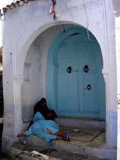 DORMIR É BOM... - IS GOOD TO SLEEP... Marrocos - Marocco