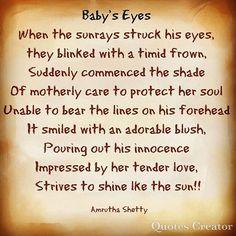 Reposting @far__flung: #baby_eyes❤️😍 @poemlit @poe #poem #poetrycommunity #poetry @poetry_en_motion #omypoetry Baby Eyes, His Eyes, Poems, Blog, Poetry, Verses, Blogging, Poem