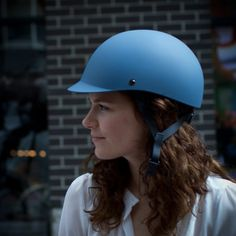 Village Square bike share program starts in May. Perhaps a stylish bicycle helmet next to a sleek water bottle...