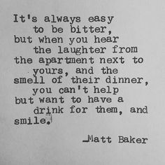 "Imagine a table full of souls. SECOND BOOK OF POETRY ""A Burning Bridge is a Warm Goodbye: Poems, quotes and panic"" IS OUT NOW THE LINK IS IN MY BIO!!!! #poem #poet #poetic #poetry #poetsofinstagram #writer #words #writersofinstagram #typing #typewriter #typewriting #drunkpoet #drunkpoetry #mattbaker #mattjbaker #poetsofinstagram #poetsofig"